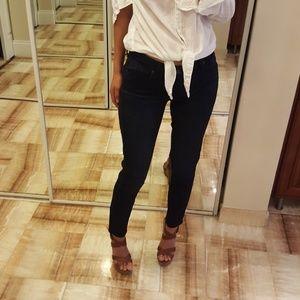 PAIGE Verdugo Ankle skinny jeans sz 26